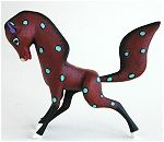 Kubla Horse Brown