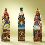 Set of 3 King Figures Medium