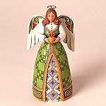 Irish Claddagh Angel