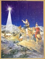 Three Kings Advent Calendar